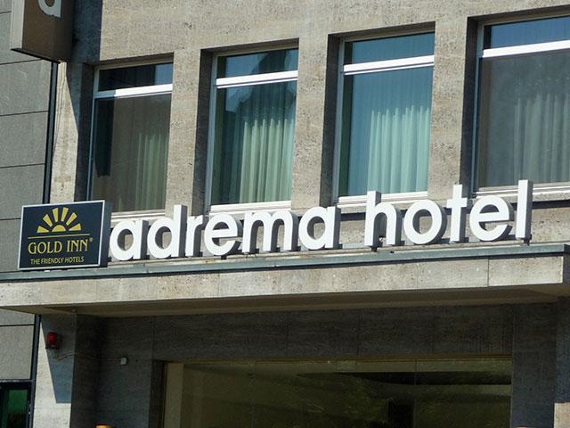 Gold Inn Adrema Hotel Updated 2017 S Reviews Berlin
